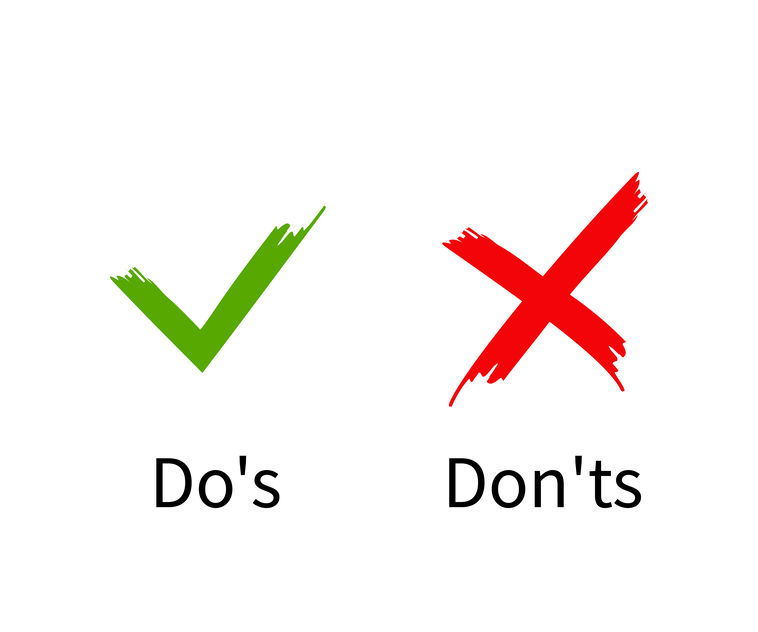 Basic Dos And Don'ts While Out On Bail
